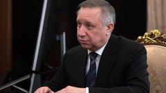 Ушел на крыло: Беглов промолчал в ответ на обвинения в плагиате