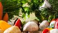 овощи вегетарианство