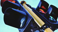 В Череповце установили новый светофор на перекрестке Краснодонцев-Олимпийской