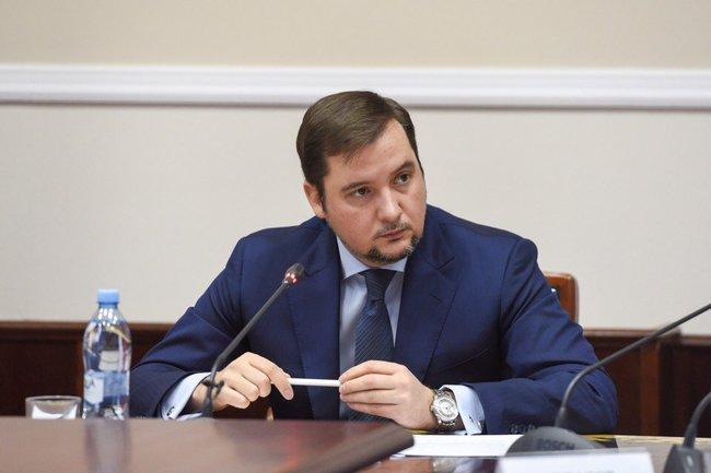 Врио губернатора Ненецкого автономного округа Александр Цыбульский