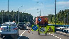 В Иркутской области отремонтировали дороги после наводнения