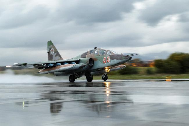 Минобороны опровергает информацию о перехвате Су-25