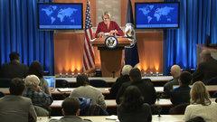 Науэрт обвинила Россию в эскалации конфликта на Донбассе