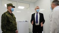 Губернатор Новосибирской области: поддерживаем участие предприятий в развитии соцсферы