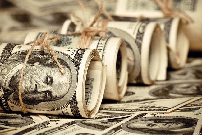 Арестованные деньги полковника Захарченко украдены