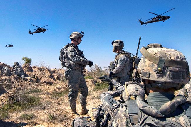 Нацгвардия США выдвинулась кгранице сМексикой