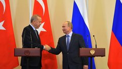 Слишком тяжелое бремя: об итогах переговоров Путина и Эрдогана