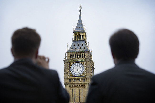 парламент Великобритании Brexit