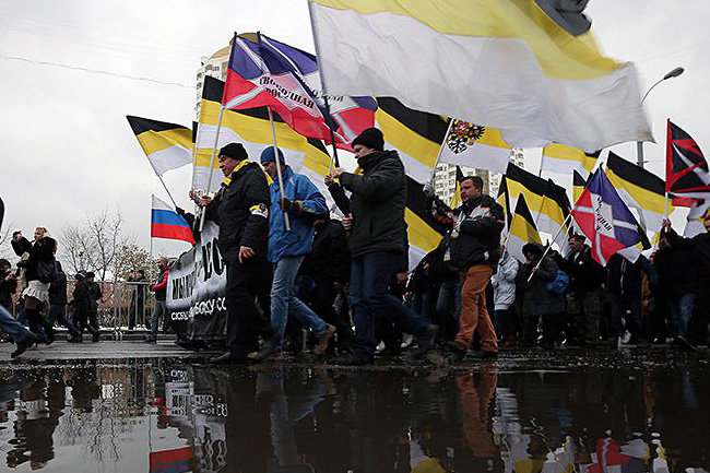 День народного единства: в столице готовится «Русский марш»
