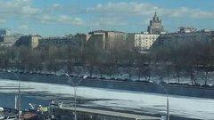 В Москве за ночь выпало около 20% месячной нормы снега
