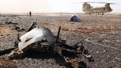 ФСБ: Россия не видит турецкого следа в крушении А321 над Синаем