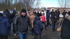 ВКоломне задержали активистов против полигона «Воловичи»
