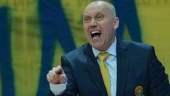 Куртинайтис признан тренером года в Единой лиге ВТБ