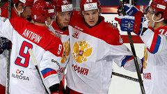 Российские хоккеисты обыграли чехов и выиграли Кубок Карьяла