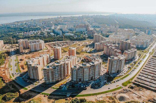 В Чебоксарах к осени достроят  новую дорогу в Университетском-2