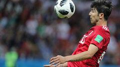 Иранский футболист объяснил причины ухода изсборной