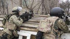 Боевик уничтожен в Дагестане