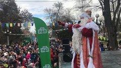 В Краснодар приедет Дед Мороз из Великого Устюга