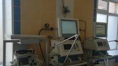 В иркутский госпиталь привезли 37 аппаратов ИВЛ