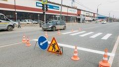 На дорогах Тюмени установят шумовые полосы