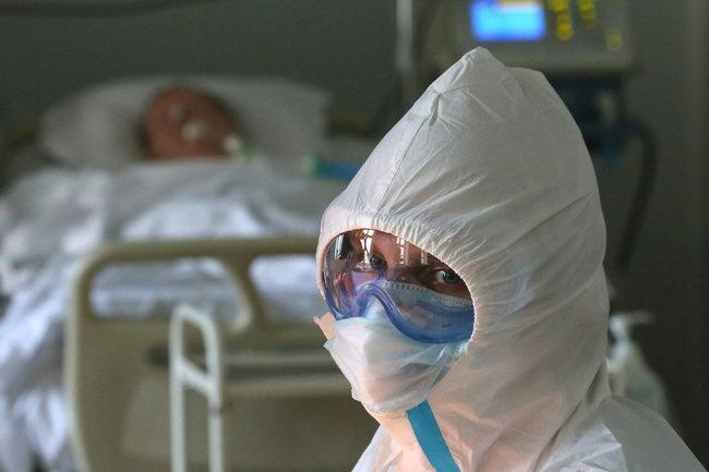больница врач вирус