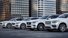 Volvo Cars электрифицирует все модели с 2019 года