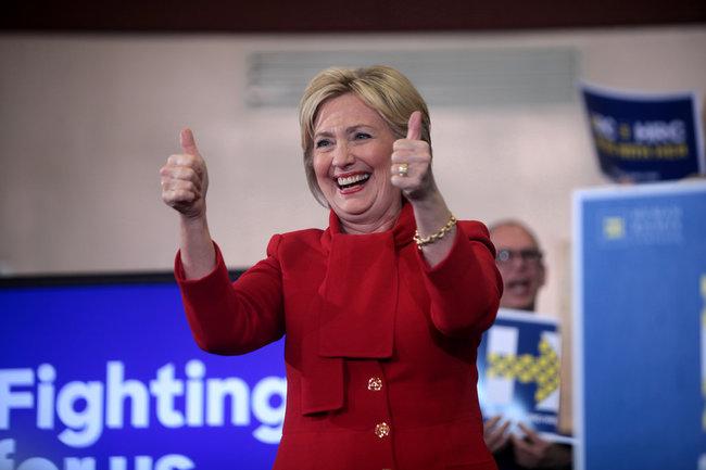 Клинтон орусских: Если неможешь их одолеть, вступай вихряды