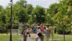 На выходные откроют Первомайский и Городской парки в Благовещенске