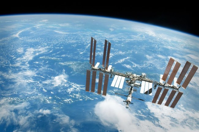 Тюменцы увидят вечернем небе корабль МКС