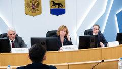 Парламентарии Сургута решают важные вопросы