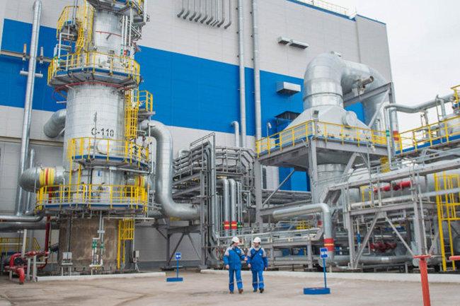 «Газпром» ответит Киеву заарест имущества вУкраинском государстве