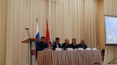 Мэр Тулы Юрий Цкипури встретился с жителями Привокзального округа