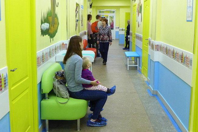 Кировская область, консультативно-диагностическое отделение Детского клинического консультативно-диагностического центра