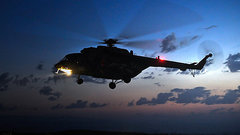 В Югре разбился вертолет