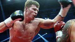 Названы сроки боя между боксерами Поветкиным и Джошуа