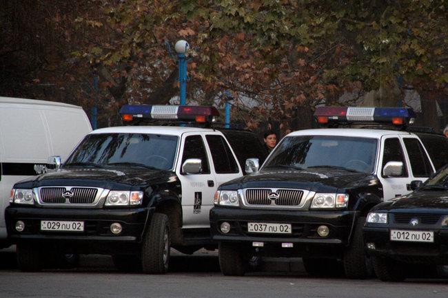 В итоге взрыва вцентре Еревана пострадали девять человек