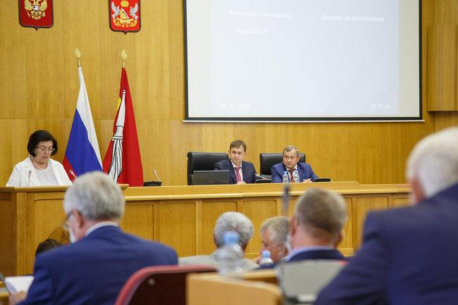 Воронежская областная Дума наделила новыми правами регионального омбудсмена