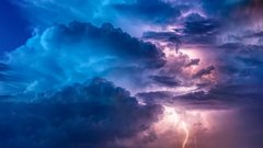 Синоптики сообщили о надвигающихся на Сургут грозе и сильном ветре