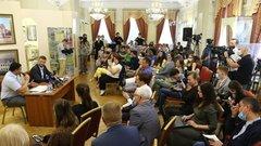 Председатель Думы Иркутска: мы перешли на конструктивный уровень работы с администрацией