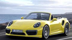 Спорткары Porsche 911 Turbo и Turbo S пережили обновление