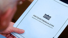 ВГосдуме раскритиковали Минприроды замусорную реформу