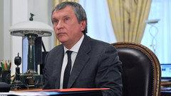 Сечин назвал «делом чести» показания против Улюкаева