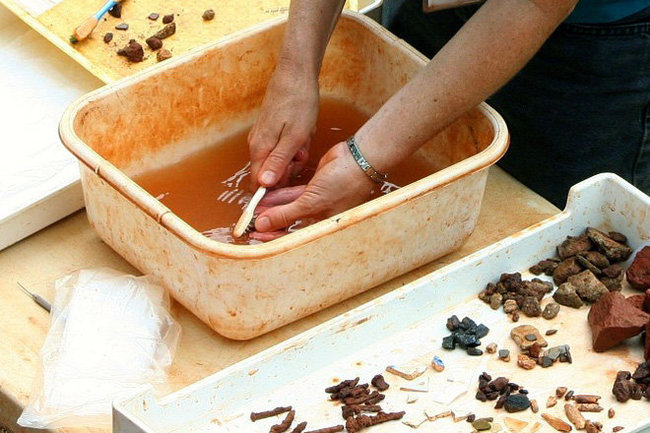 археолог археология раскопки