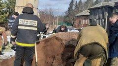 В Ленобласти укрепили дамбу на реке Оять из-за паводков