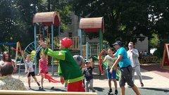 Центральный парк Тулы отметит день рождения