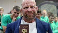 Боец Джефф Монсон рассказал ФАН, почему ему нравится быть гражданином России