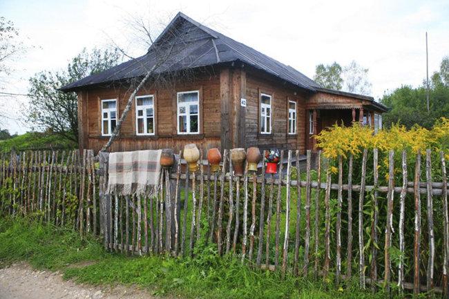 Дом-музей семьи Гагариных