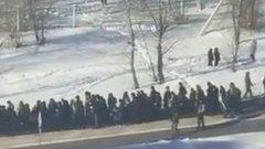 А была ли полиция: в МВД отрицают участие силовиков в похоронах вора в законе