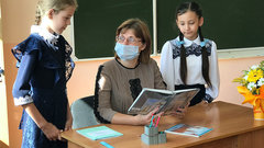 В Орловской области в селах по программе «Земский учитель» начали работать 16 педагогов