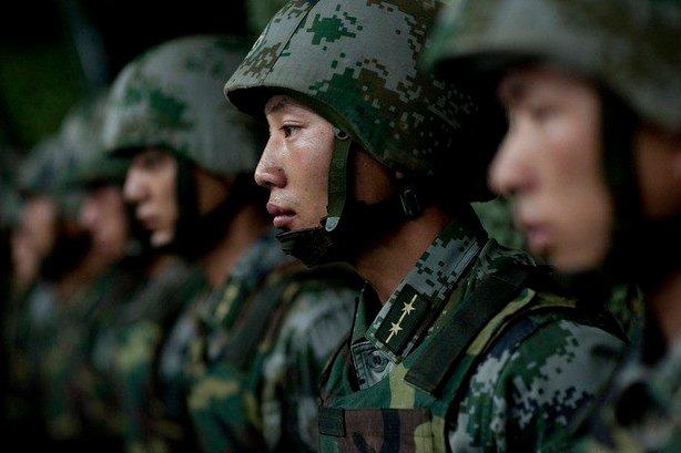 Китай армия